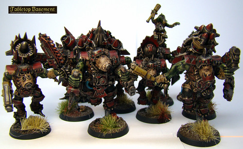 Ork Army - WH40K