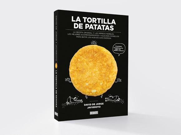 La tortilla de patatas entrevista a david de jorge for La cocina de david de jorge