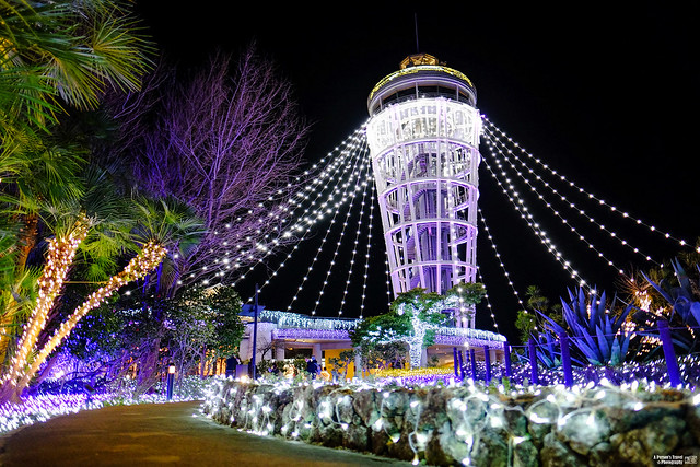 湘南的寶石 江之島展望燈塔