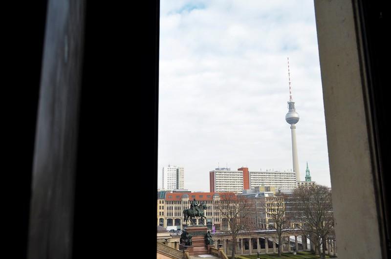 Berliini talvella