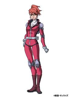Gundam Thunderbolt Season 2- New Charachter