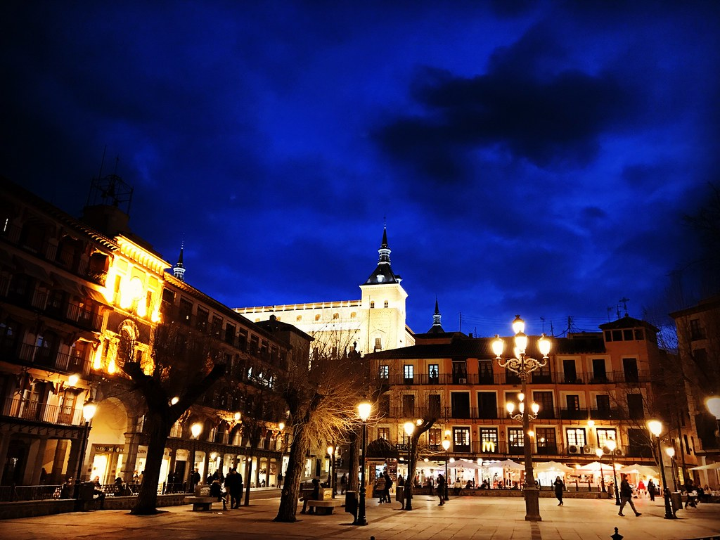 Zocodover, Toledo