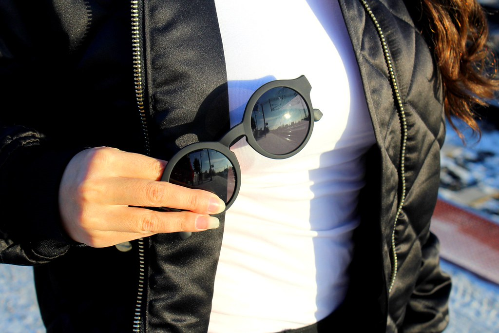 Junkyard sunglasses