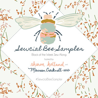 Join the Sewcial Bee Sampler!