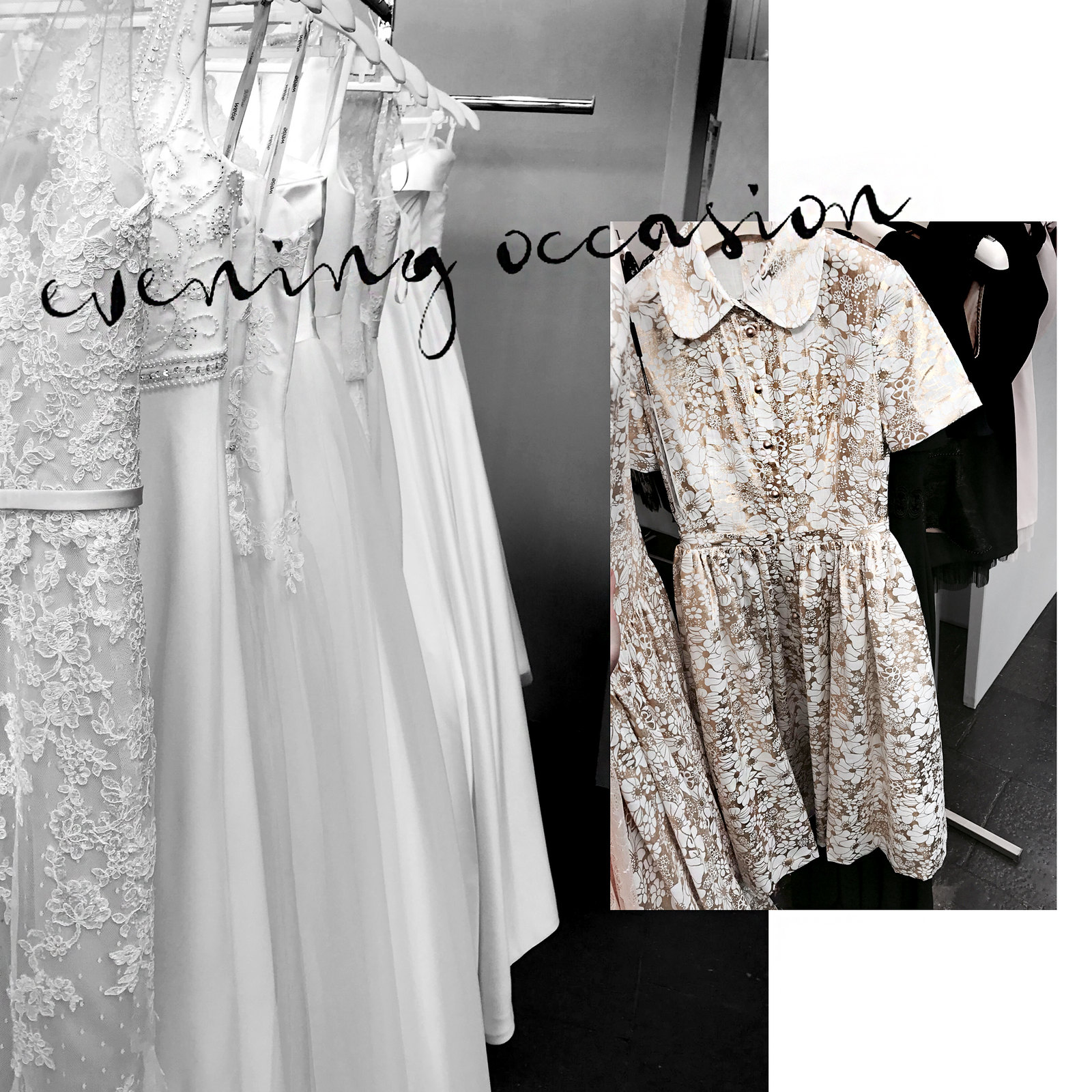 gallery messe düsseldorf trade show dusseldorf fashion evening occasion dresses accessoires shoes wedding white minimal dark rough ootd blogger fashionblogger modeblogger berlin cats & dogs styling blogger ricarda schernus 4