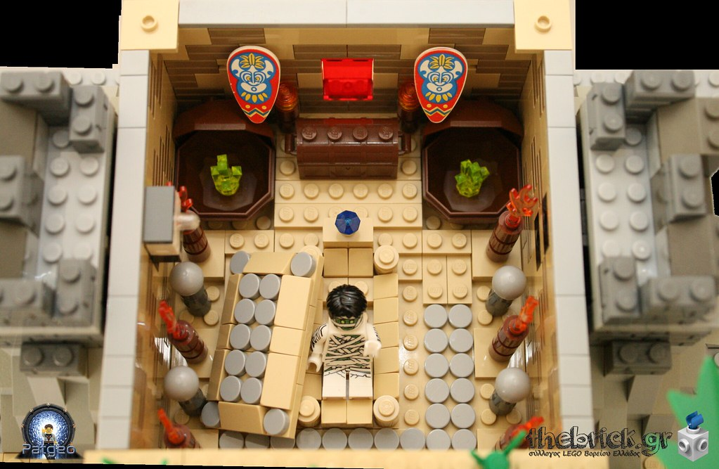 [MOC]: The Lost Tomb 32567199330_87509e417c_b