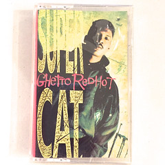 SUPER CAT:GHETTO RED HOT(JACKET A)