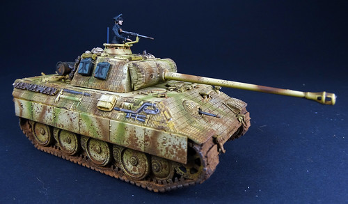Bolt Action - German Army + Panther