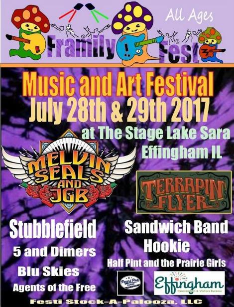 Family Fest 7-28, 7-29-17