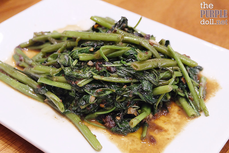 Chinese Kangkong with Sambal (P195)