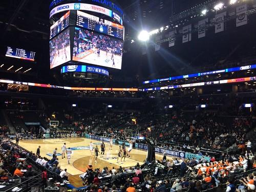 ACC: Pitt v. UVA 2017