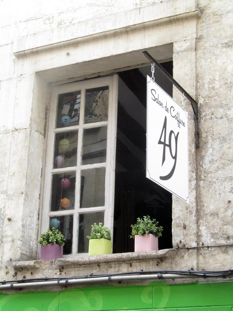 Salon De Coiffure 49 Honfleur Calvados Marina Flickr