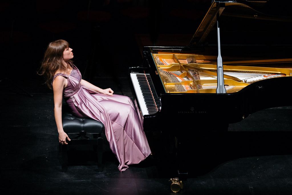 Anna Fedorova Appassionata Anna Fedorova Performing