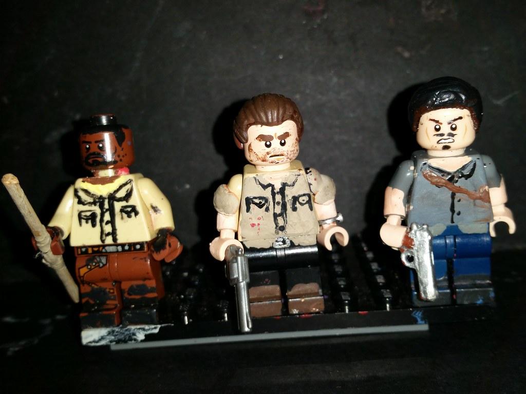 Custo Lego The Walking Dead Season Six Part 1 So Sorry Fo Flickr