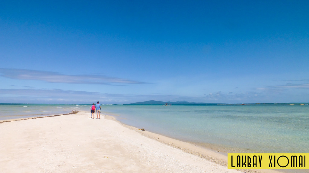 Sandbars are exposed during low tide. | Lakbay Xiomai - Cagbalete Island, Mauban, Quezon