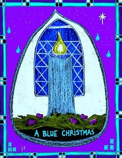 Blue Christmas 01