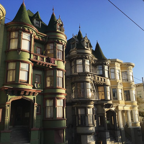 Painted ladies everywhere! | by Lady Madonna