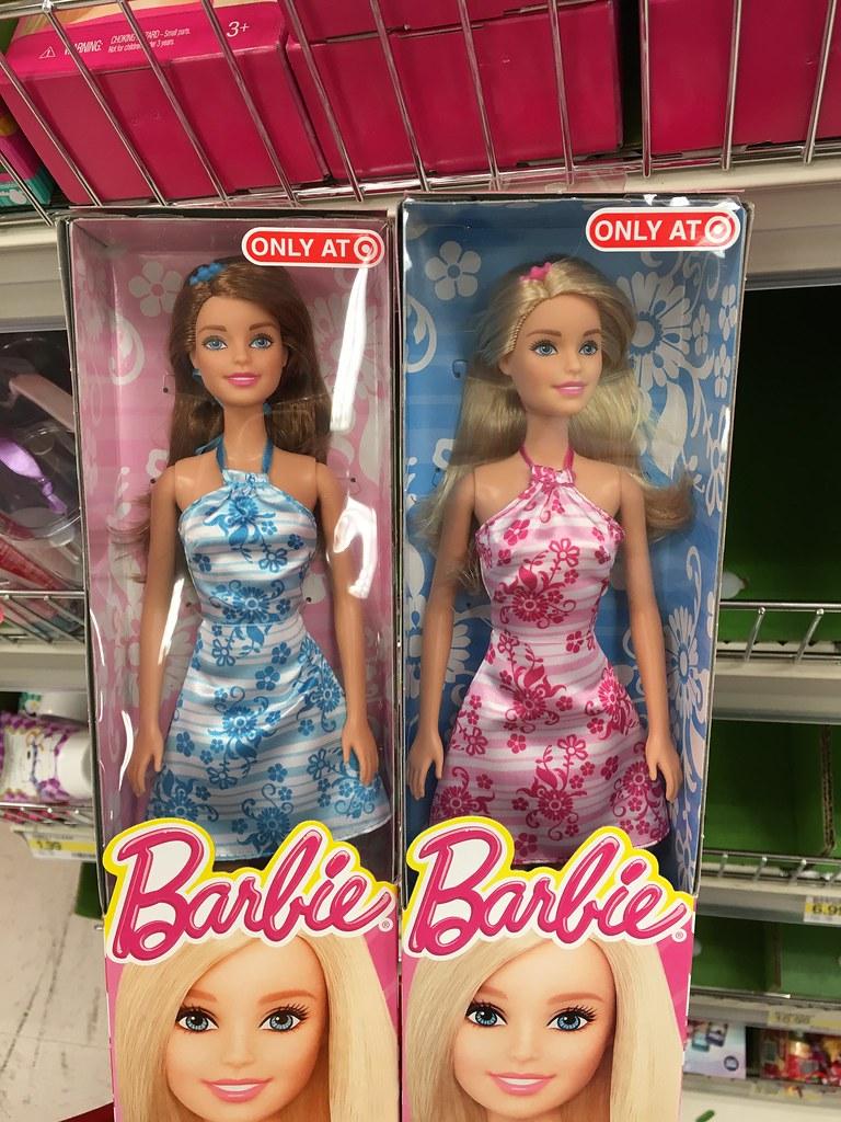 Target Barbie Glitz Doll 499