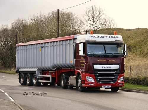 Daf xf hazelcroft garage ltd stevejeffssonswift flickr for Garage daf tours