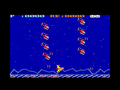 Amstrad CPC: Combate en Beirut | by Deep Fried Brains