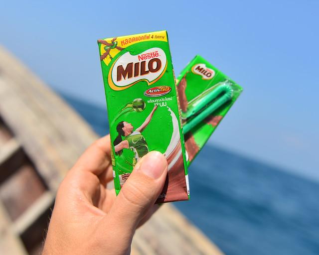 Batidos Milo