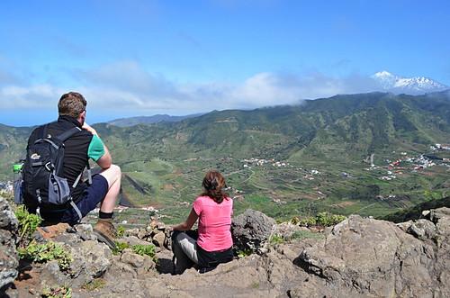 Teno Route, March, Tenerife