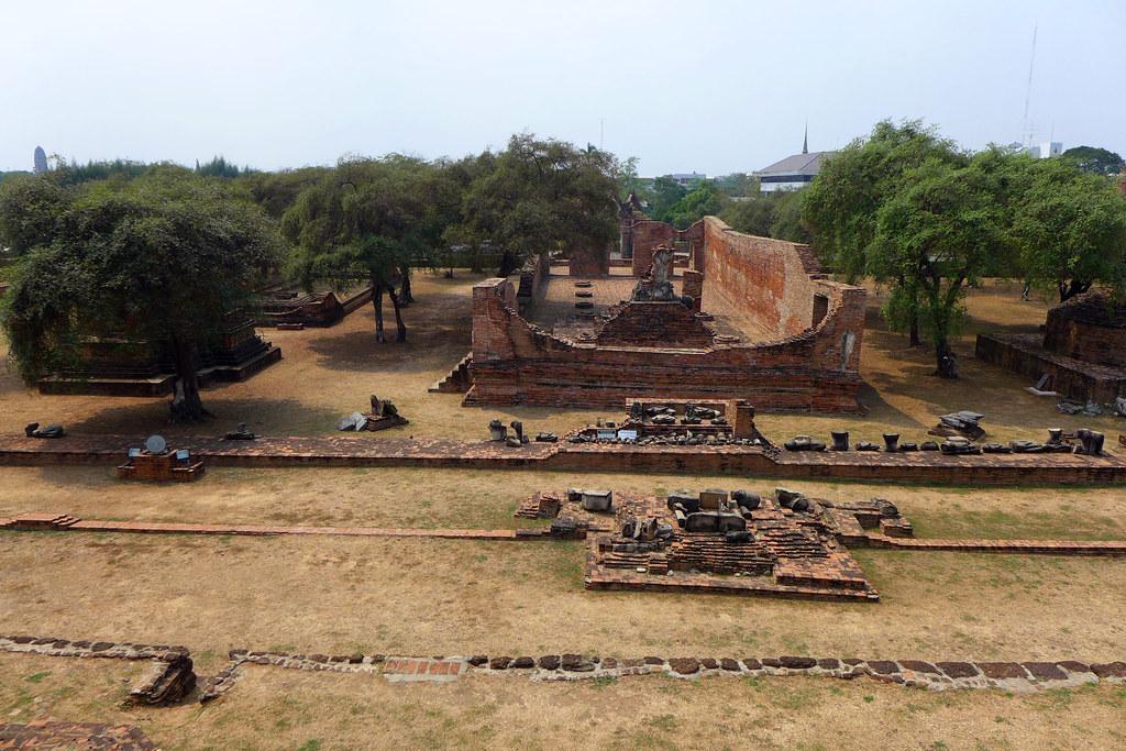 Thaïlande - Ayutthaya - 066 - Wat Ratchaburana