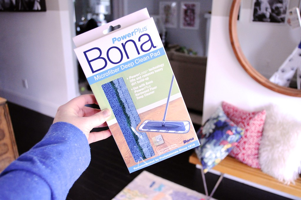 Sunday Cleaning with Bona PowerPlus Deep Cleaner_Color Correct