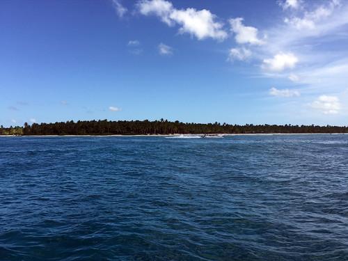 118 - Erreichen des Insel Saona