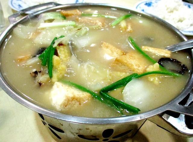 Y2K Cafe tofu