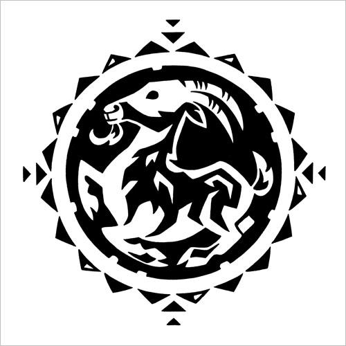 Chinese Zodiac: Goat / Китайский зодиак: коза