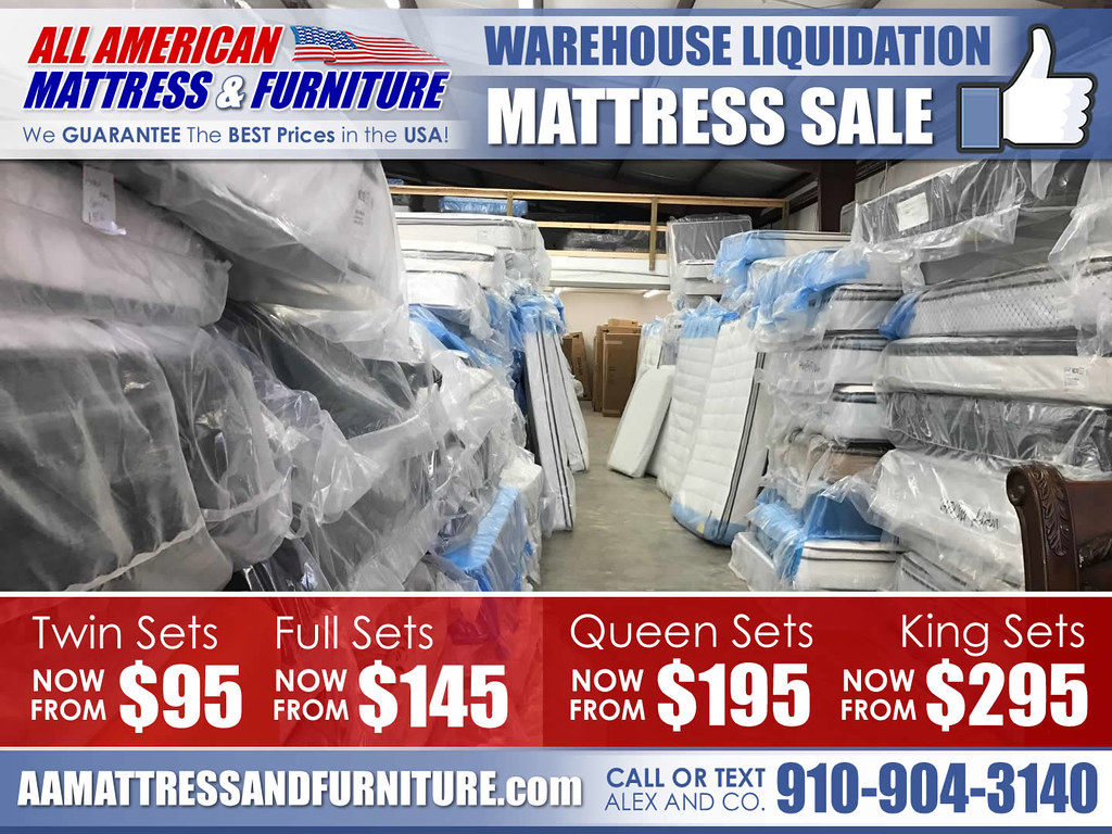 Warehouse Mattress Liquidation 2017_3