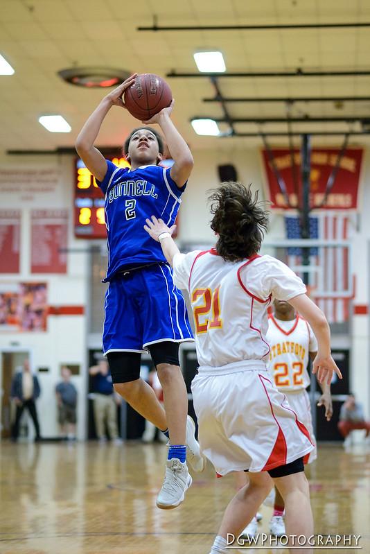 Stratford High vs. Bunnell -High School Basketball
