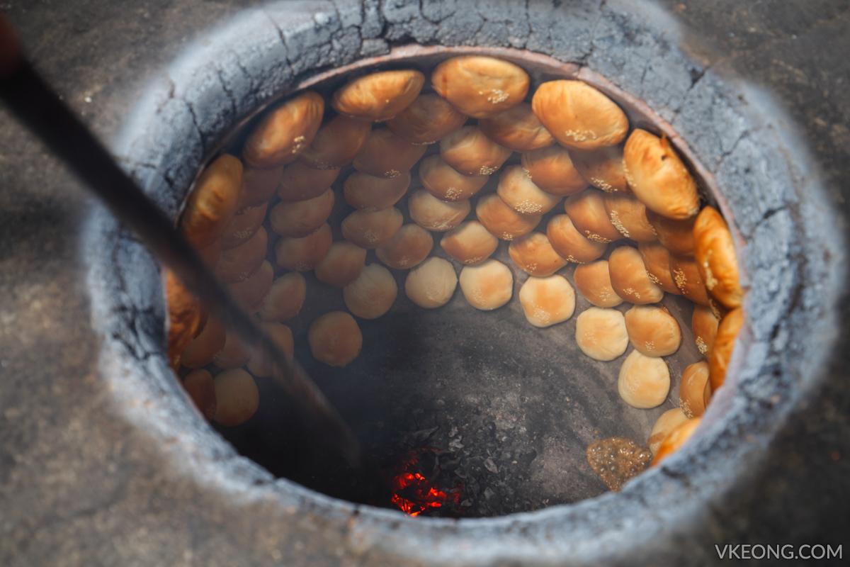 362 Gunung Rapat Charcoal Stove Biscuit