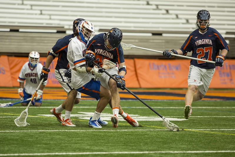 SU Men's Lacrosse: Syracuse vs. Virginia