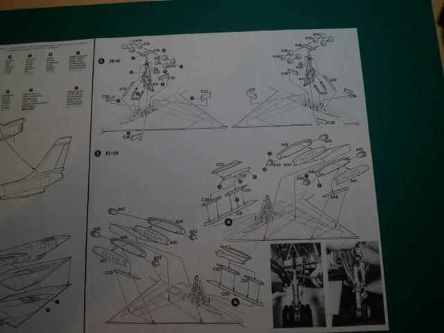 Ouvre-boîte Convair B-58 Hustler [Italeri 1/72] 21363347389_c4cc510dc9_o