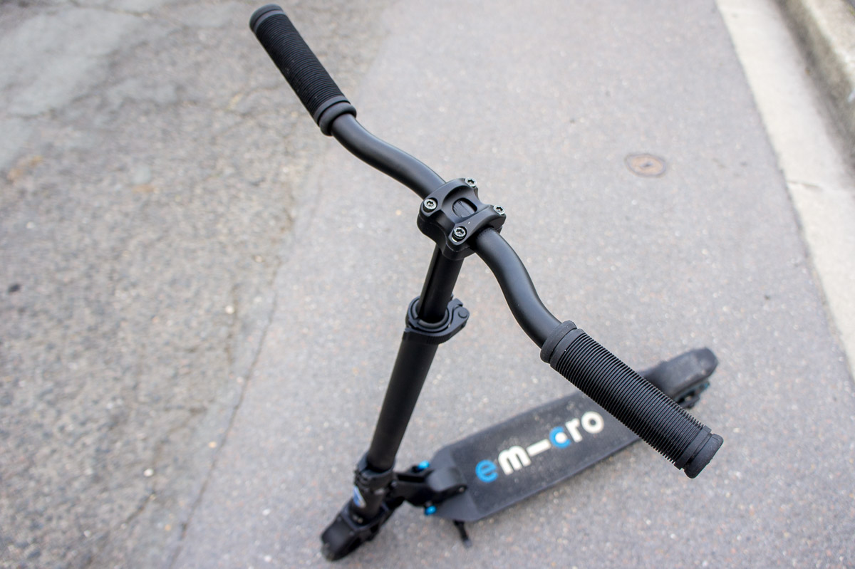 tests test e micro one la trottinette electrique qui emballe puis decoit