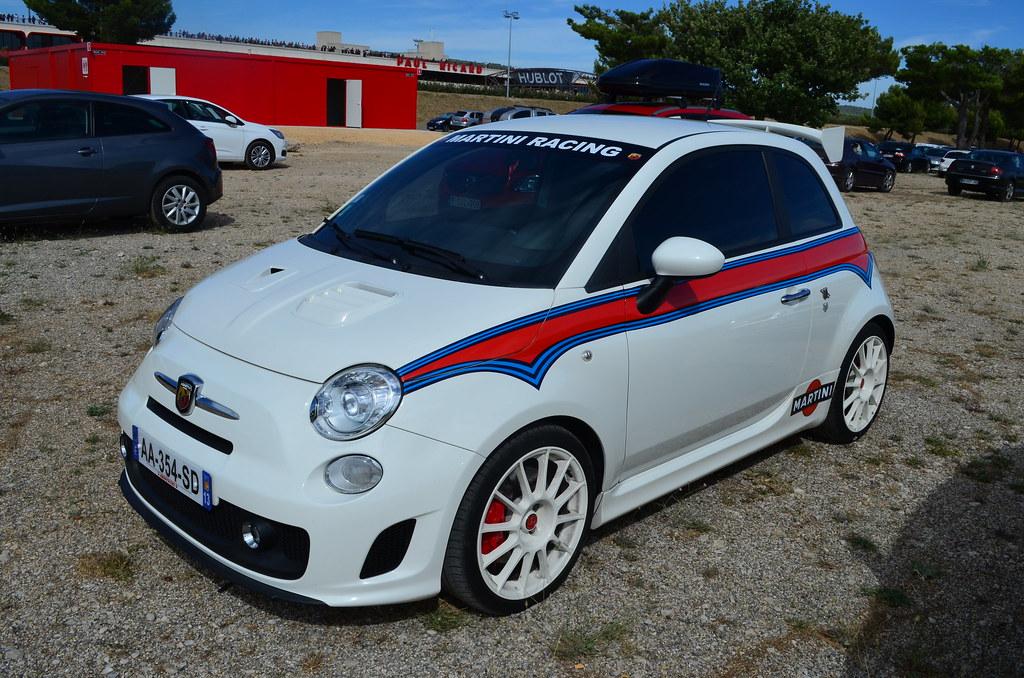 Fiat Abarth 595 Competizione Martini Benoits15 Flickr