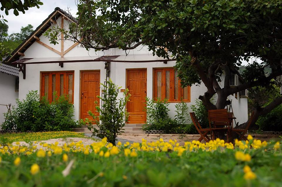 Villa Đảo Hoa Vàng.
