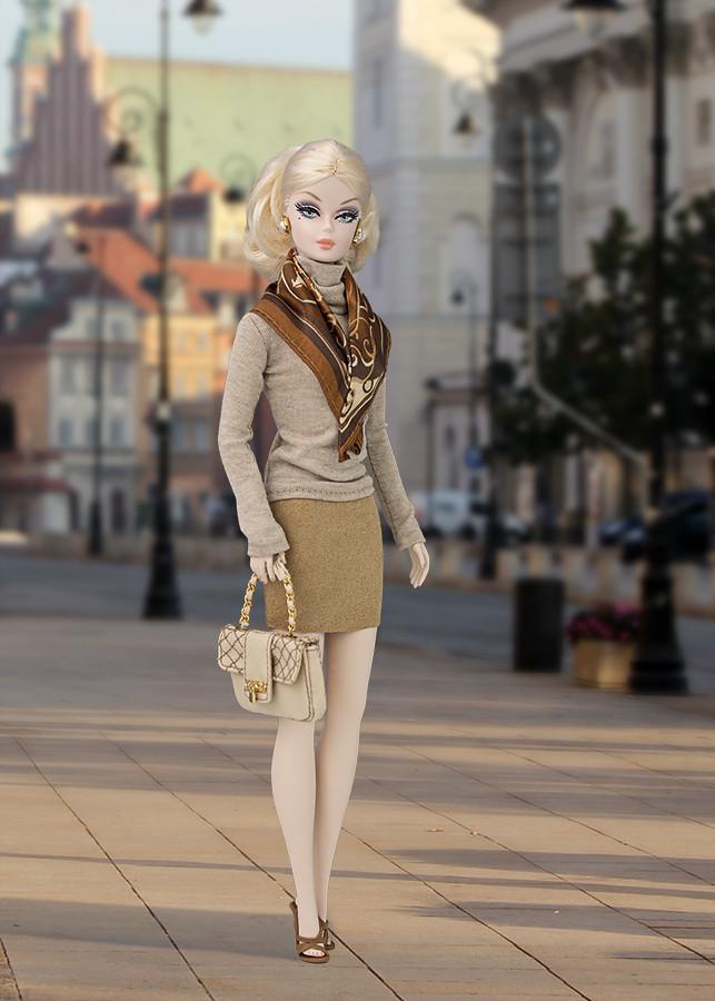 ropa para Barbie