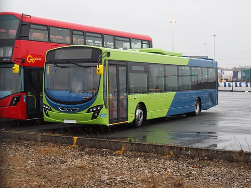 Stagecoach Cambridge Volvo B8rle Wright Eclipse 2 Flickr