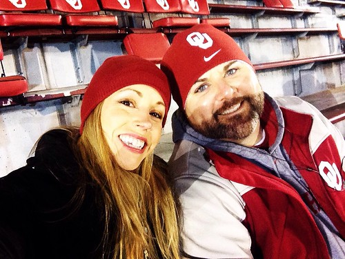 OU-TCU, too close for comfort. Get will quick Baker. We need you!