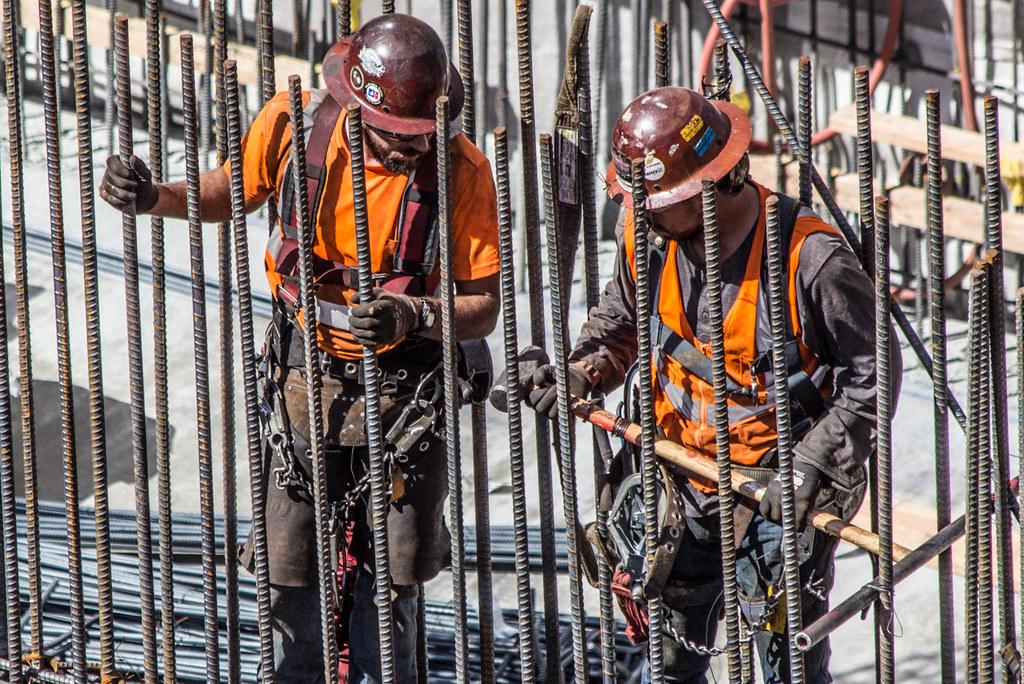 rebar worker by michael_hamburg69 rebar worker by michael_hamburg69