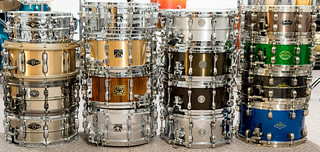 Tama Snare Drum Collection | by singleflammedmill