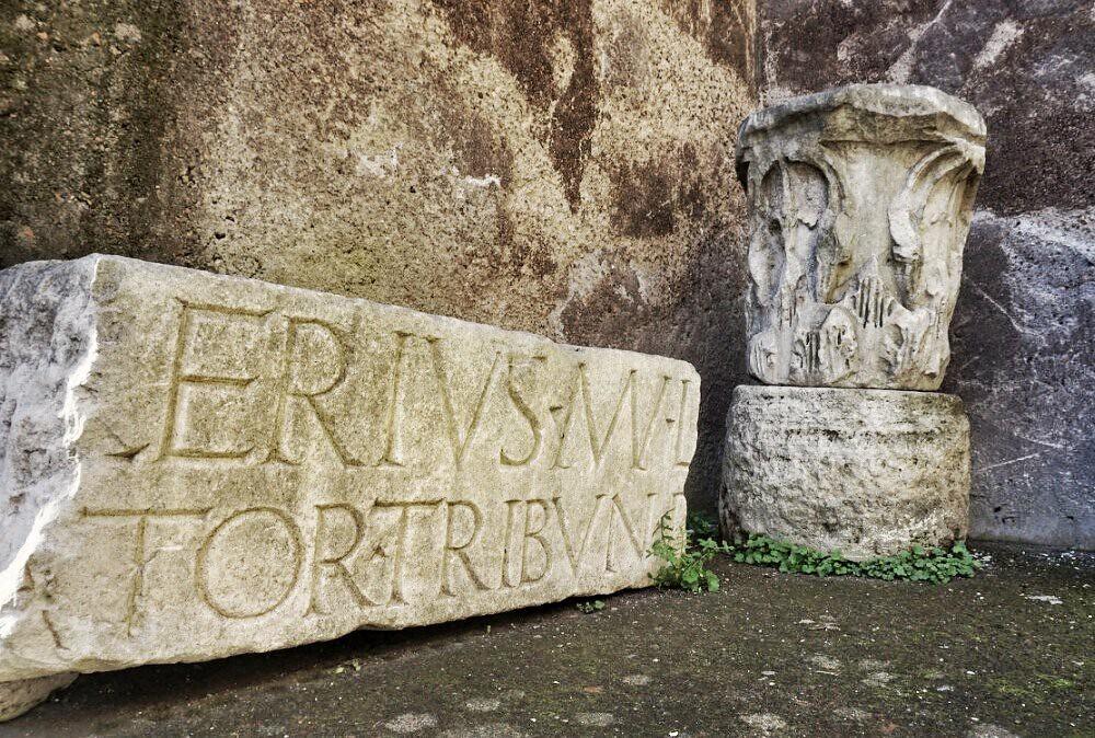 Antiikin aikaisia kivikasoja