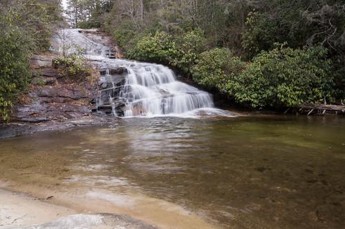 Upper Grassy Falls - 8