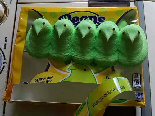 Sour Lemon Lime Twist Peeps