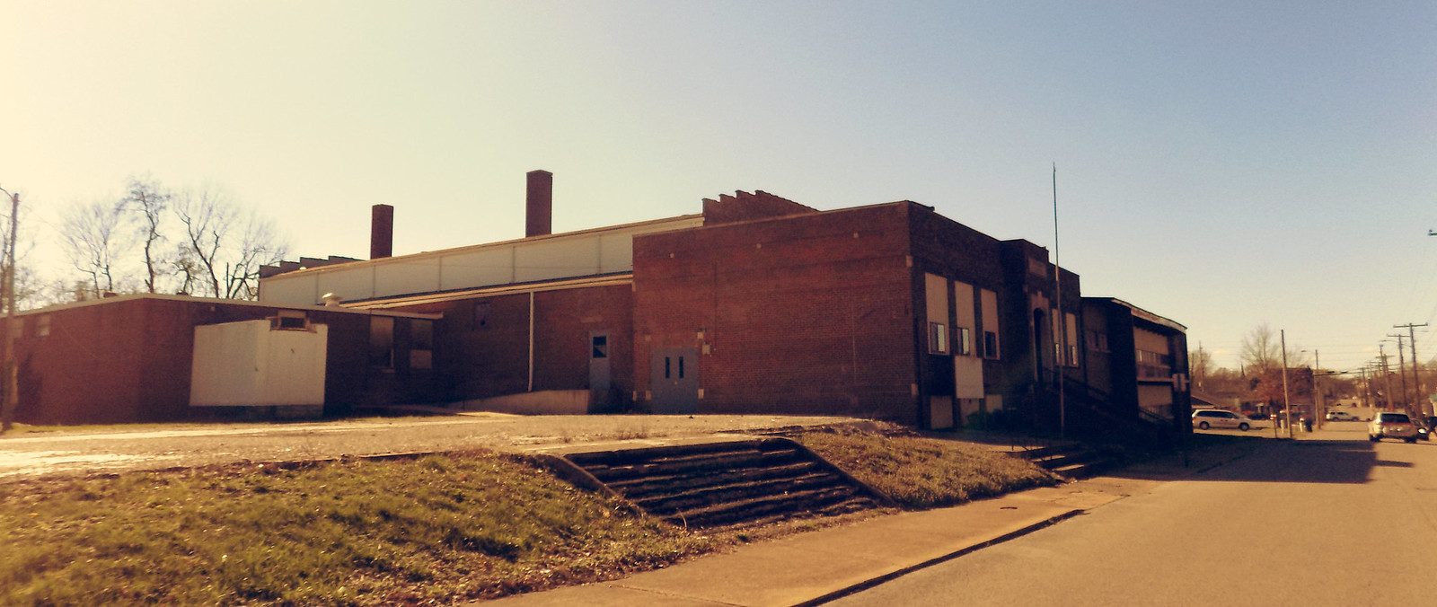 Booker T Washington Elementary -- Hopkinsville, Kentucky