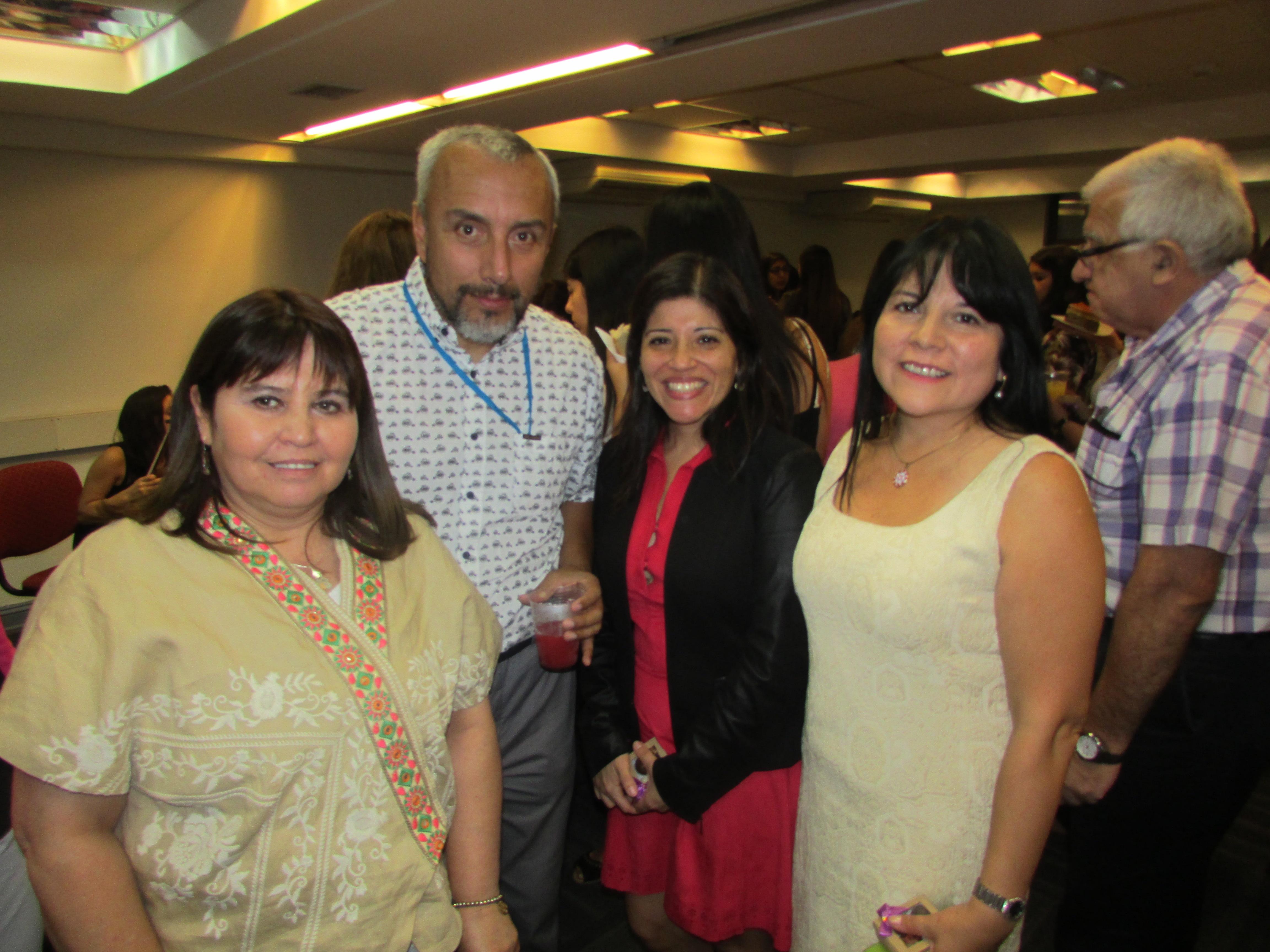 AFIICH DGC Y NACIONAL Conmemoraron Día Internacional de la Mujer - 08 Marzo 2017