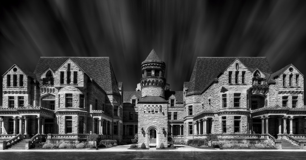 ... Ohio State Reformatory | By Frank C. Grace (Trig Photography)